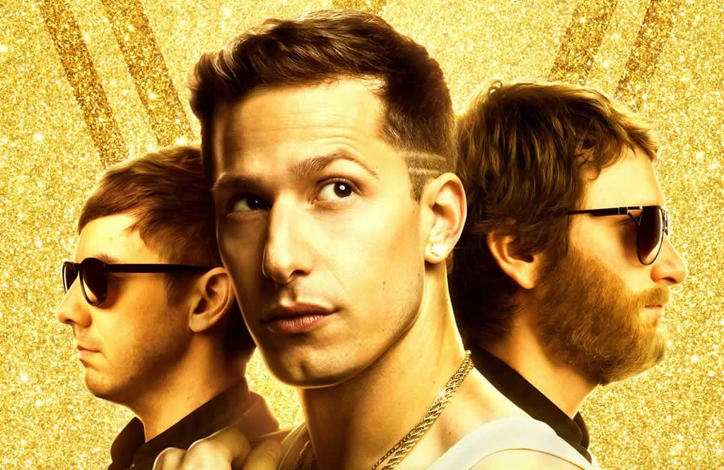 The Lonely Island Andy Samberg 2016 movie comedy Popstar Never Stop Popping Trailer #2